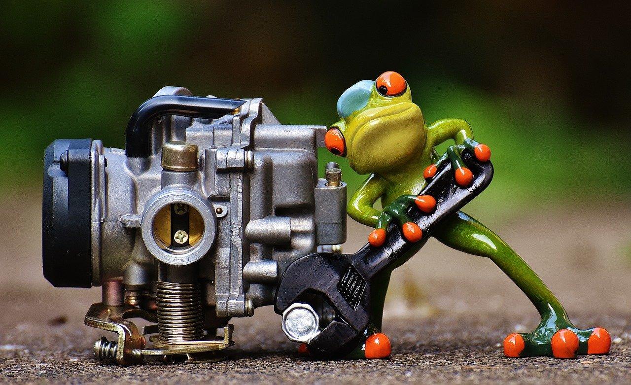 frog mechanic screwdrivers 1672974