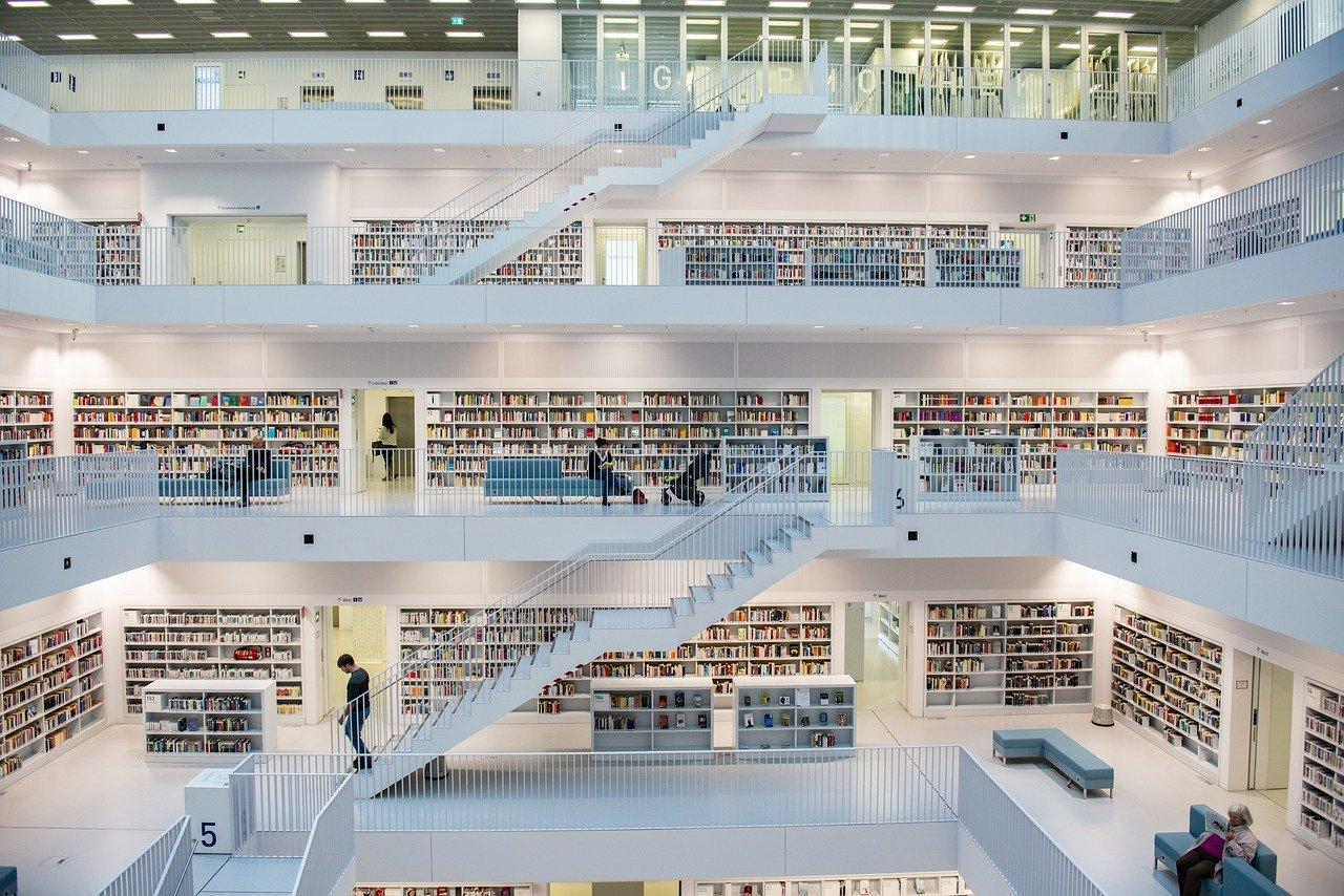 library architecture books 5641389